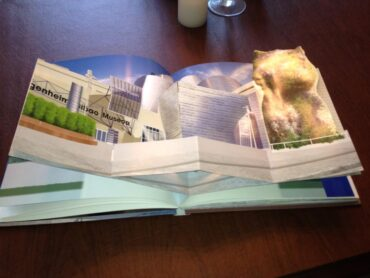 Frank Gehry Pop Up Book