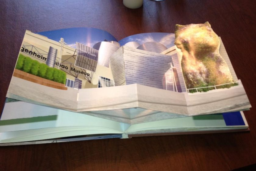 Frank Gehry Pop Up Book