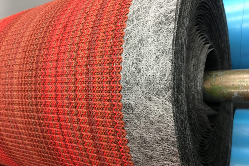 Tandus Centiva Carpet Mill Trip – Dalton, GA – 2016